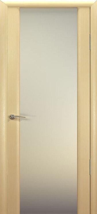Океан Шторм-3 межкомнатная дверь со стеклом