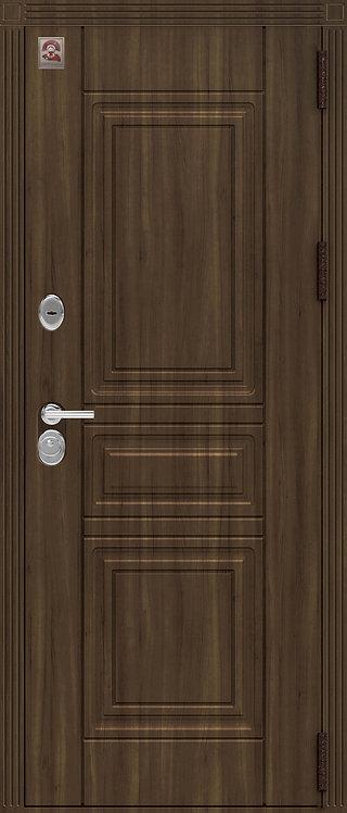 Центурион LUX-4 входная дверь медный муар