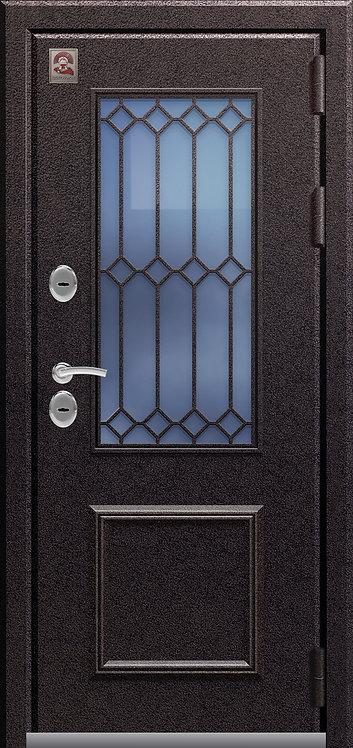 Центурион ТС-1 входная дверь медный муар