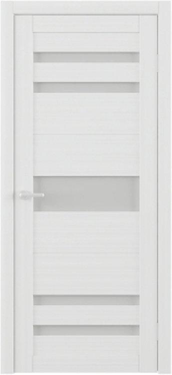 Альберо Тренд Т-10 межкомнатная дверь матовое стекло