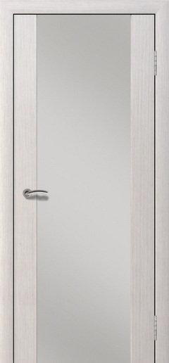 Альвион Милена-3 межкомнатная дверь белое стекло