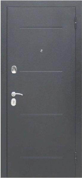 Ferroni 7,5см Гарда Серебро Зеркало Фацет входная дверь с зеркалом