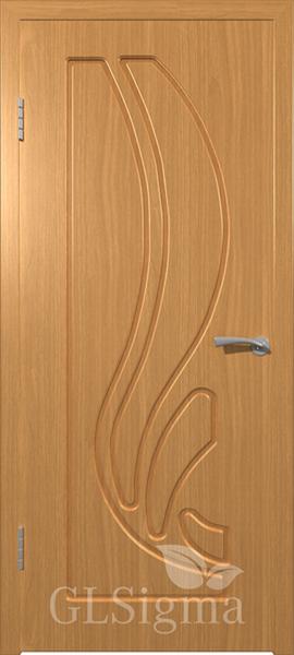 ВФД Сигма Лотос межкомнатная дверь без стекла