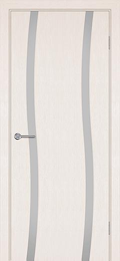 Альфа Г7 межкомнатная дверь со стеклом