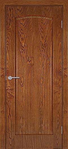 Альфа Б5 межкомнатная дверь без стекла