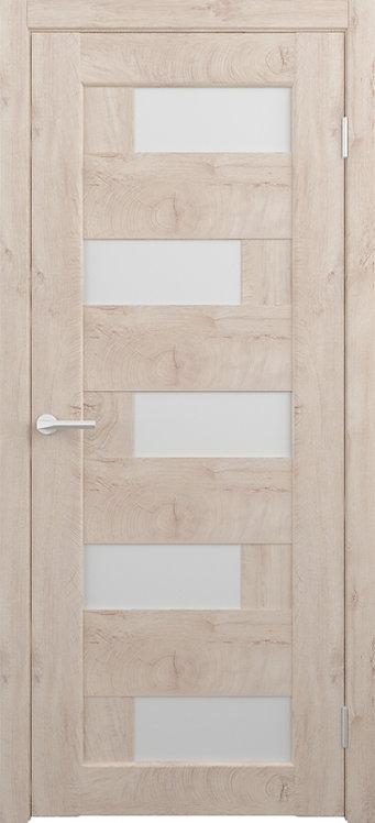 Альберо Альянс Гавана межкомнатная дверь белое стекло