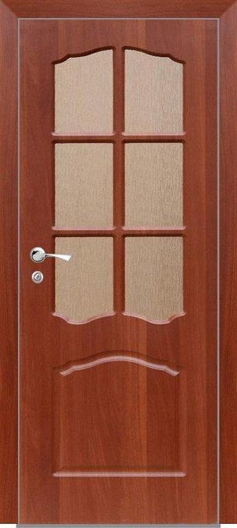 Дера Азалия межкомнатная дверь со стеклом