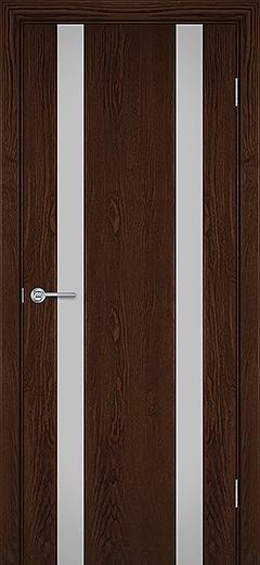Альфа Г3 межкомнатная дверь со стеклом