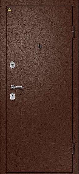 Ретвизан Ника 110 (зеркало) входная дверь антик медь