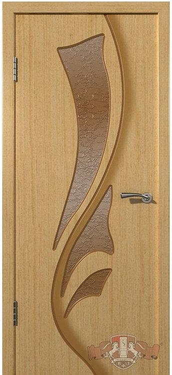 ВФД Лилия межкомнатная дверь со стеклом