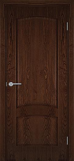 Альфа Б1 межкомнатная дверь без стекла