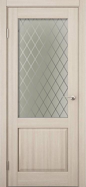 Дера Эталон Эко межкомнатная дверь 320 со стеклом