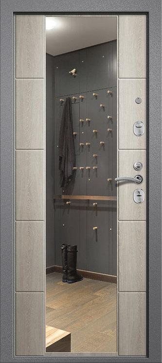 Ретвизан Медея 321 М5 входная дверь букле серый