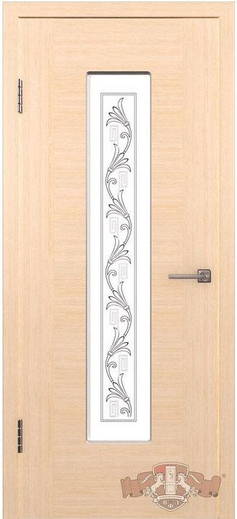 ВФД Рондо межкомнатная дверь со стеклом