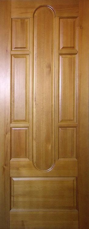 Межкомнатная дверь O-4 из массива сосны