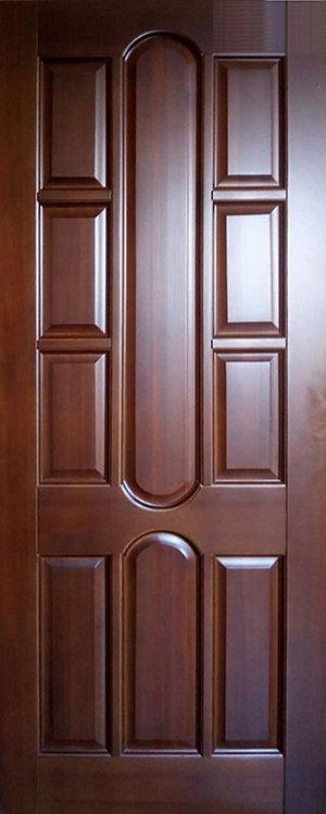 Межкомнатная дверь O-1 из массива сосны