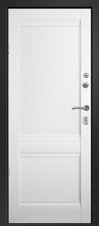 Ретвизан Аризона 220 (софт-айс) входная дверь черный сатин