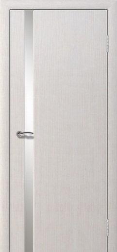 Альвион Милена-1 межкомнатная дверь белое стекло