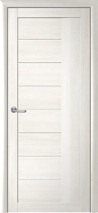 Альберо Мегаполис Марсель межкомнатная дверь белое стекло