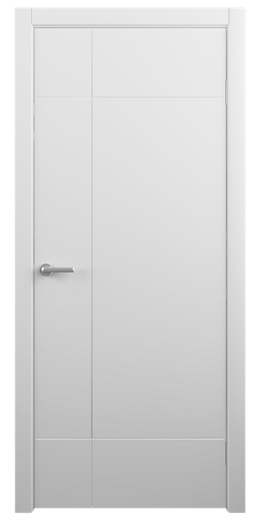 Альберо Геометрия Альфа межкомнатная дверь без стекла