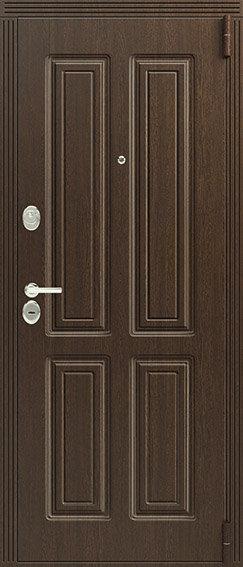 Легион L-4/1 входная дверь медный муар