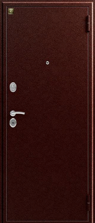 Зевс Z-4 входная дверь антик-медь