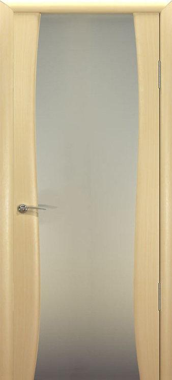 Океан Буревестник-2 межкомнатная дверь со стеклом