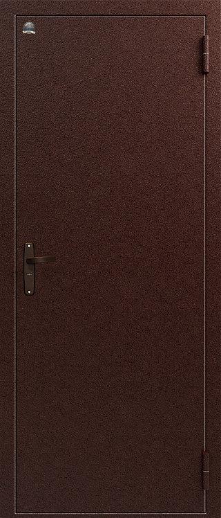 Сибирь S (эконом) входная дверь