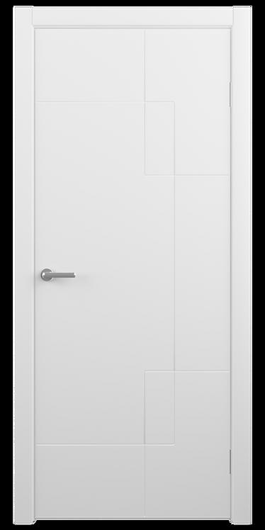 Альберо Геометрия Бета межкомнатная дверь без стекла