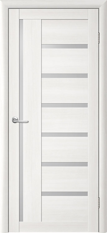 Альберо Тренд Т-3 межкомнатная дверь матовое стекло