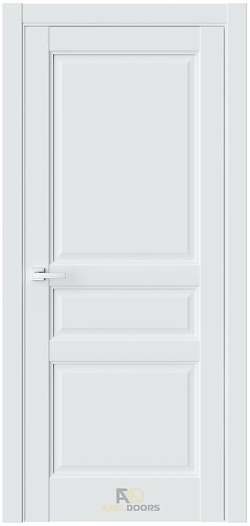 AxelDoors ЧДК SE5 межкомнатная дверь глухая