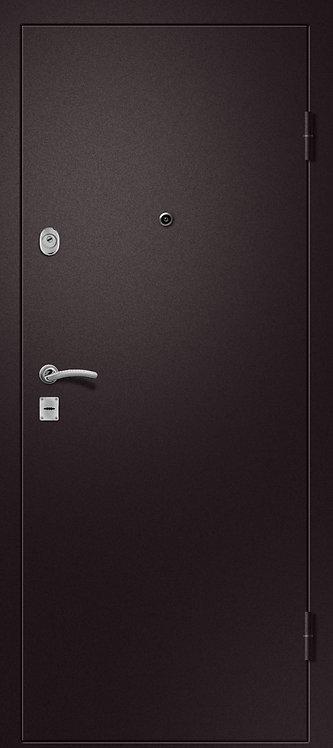 Ретвизан Медея 330 входная дверь шелк бордо