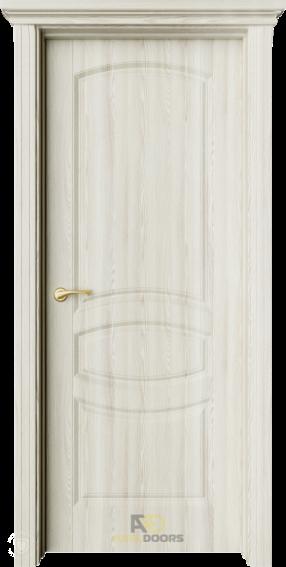 AxelDoors ЧДК Изабель межкомнатная дверь без стекла