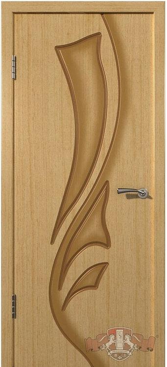 ВФД Лилия межкомнатная дверь без стекла