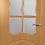 Thumbnail: ВФД Сигма Лидия межкомнатная дверь со стеклом