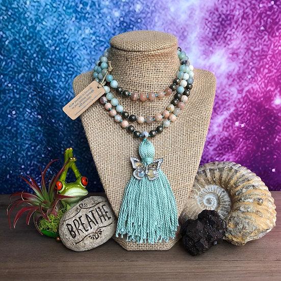 ∞ SoulCustom ∞ Traditional Tassel Mala Beads
