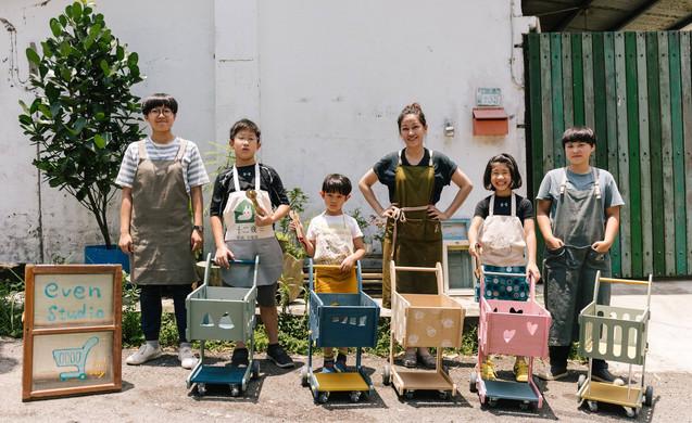 2019 懷德居暑期兒童木工營