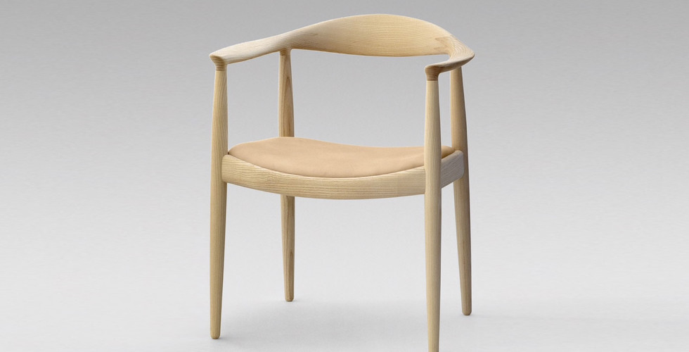 The Chair - Hans Wegner