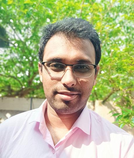 Author Photo - Aswin Balaji Subramanyan.