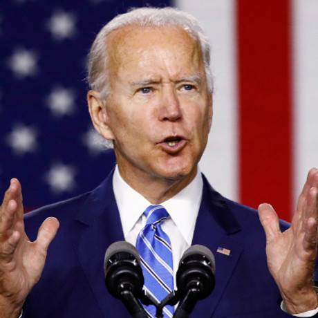 Joe Biden - Swearing-In Chart Discussion