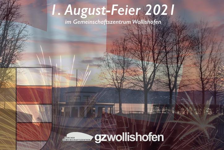 1. Augustfeier des Quartiervereins im GZ Wollishofen