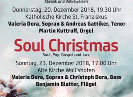 Christmas Konzerte