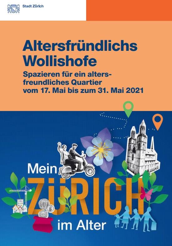 Quartierbegehung zur Altersstrategie in Wollishofen