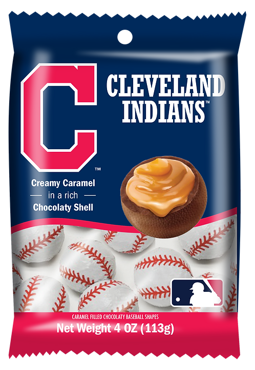 Indians Chocolate Caramel (12 pk)