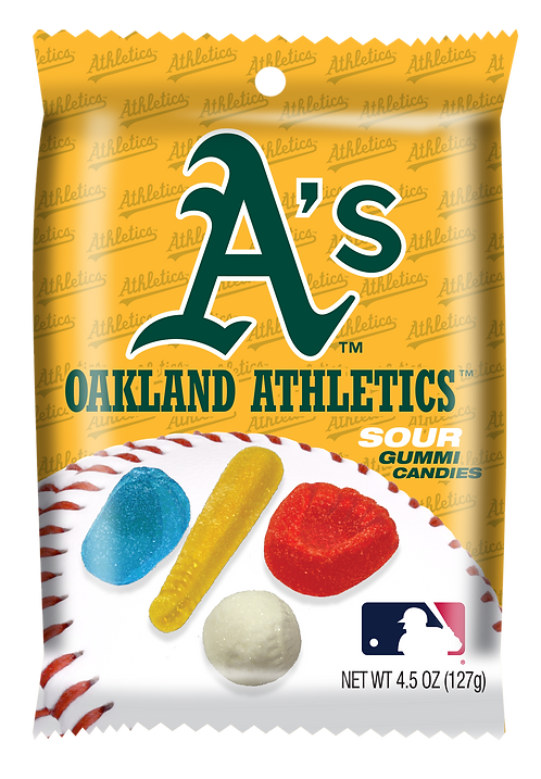 Athletics Sour Gummies (12 pk)