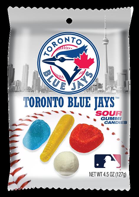 Blue Jays Sour Gummies (12 pk)