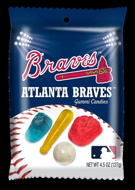 Braves Gummies (12 pk)