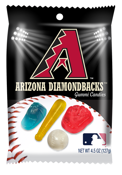 Diamondbacks Gummies (12 pk)