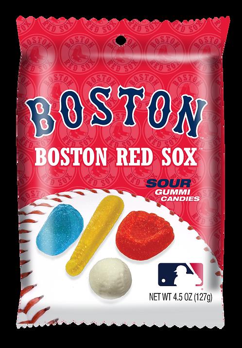 Red Sox Sour Gummies (12 pk)