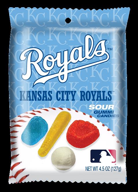 Royals Sour Gummies (12 pk)